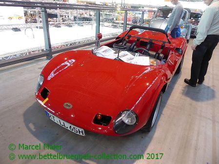Retro Classics Stuttgart 2017 901h