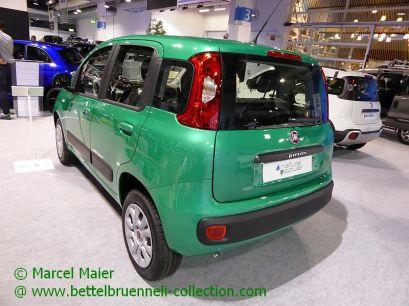 Fiat Panda III CNG 2015
