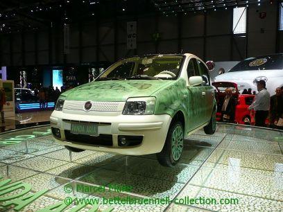 Fiat Panda II Aria Concept 2007