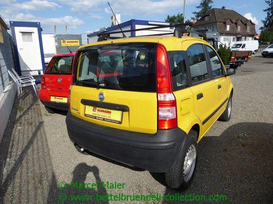 Fiat Panda II 4x4 Van Trekking 2006