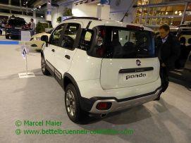 Fiat Panda III Cross 2015