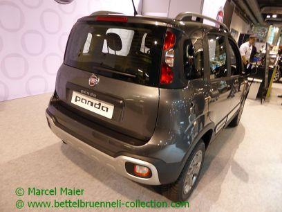 Fiat Panda III Cross 2016