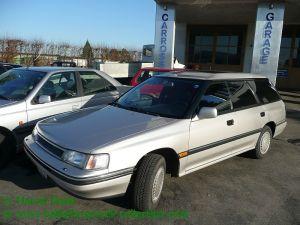 Subaru Legacy I Station Wagon 003h