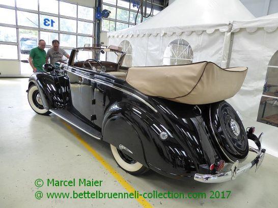 100 Jahre Carrosserie Tüscher 2017