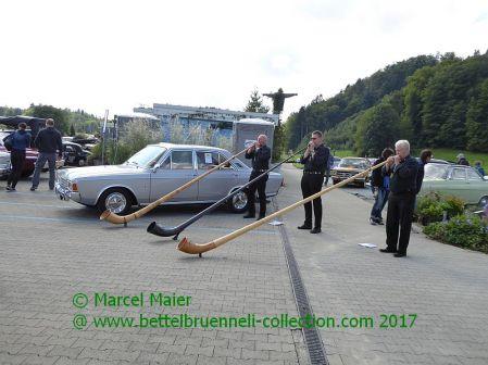 Oldtimertreffen Schafisheim 2017