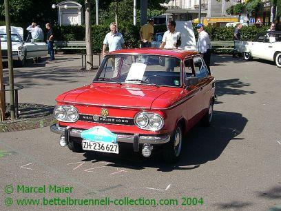 RAID Prolog Zürich 2004
