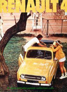 Renault R4 Prospekt 001-001h