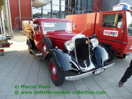 Dodge KCL Pickup Gianbonini 1935