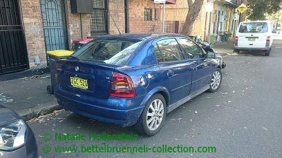 Holden Astra TS 5-türig