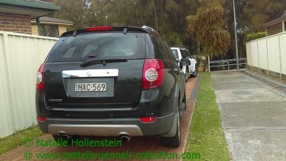 Holden Captiva 7