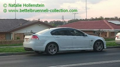 Holden Commodore VE SV6