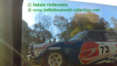 Holden Monaro HQ Racing