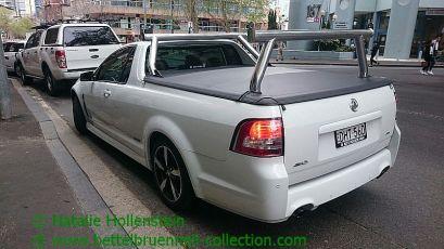 Holden UTE VF SV6 Black Edition