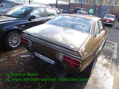 Lancia Beta Coupé 1600