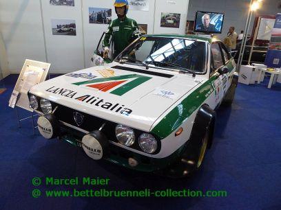 Lancia Beta Coupé 1800 Rallye Gruppe 4 1975