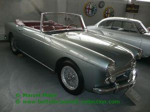 Alfa Romeo 1900 SS Cabriolet Worblaufen 1955