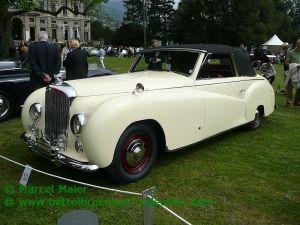 Bentley Mark VI Convertible Worblaufen 1949 002h
