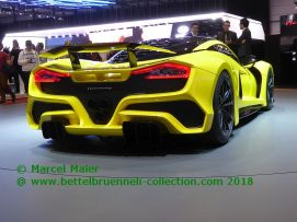 Auto Salon Genf 2018