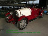 Pantheon Bugatti 2008