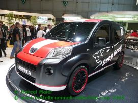 Auto Salon Genf 2008