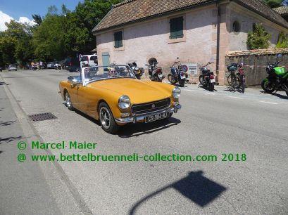 Carspotting Vaud Juni 2018