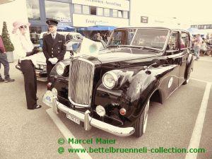 Vanden Plas Princess 4-Litre Limousine 1964 002h