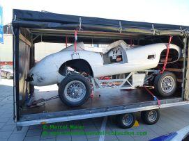 Kougar Monza 1975 an der Fantastic Plastic 2013