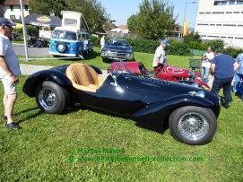 Kougar Sports 1965 an der Leman Retro 2016