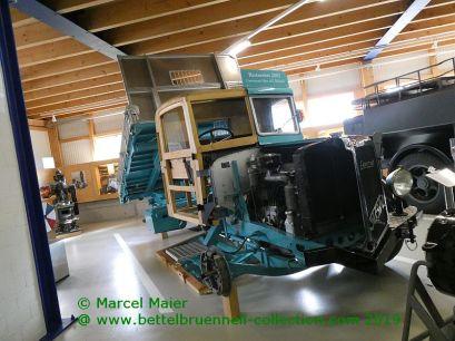 FBW Museum Wetzikon März 2019