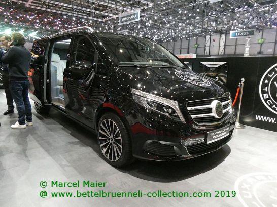 Luxaria Mercedes-Benz