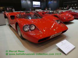 Abarth 2000 Sport Spider 1968