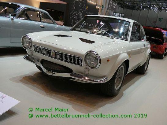Abarth OT 2000 America Coupé 1966
