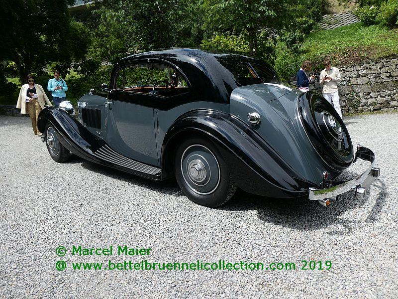 Bentley 3.5-Litre Coupé, by Gurney-Nutting