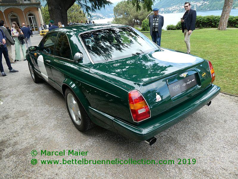 Bentley Continental R Mulliner Race 1996