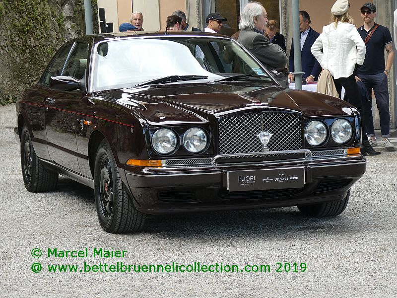 Bentley Continental S Mulliner Special Commission 1995