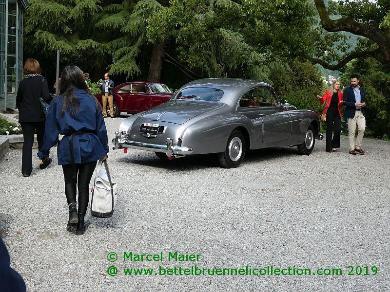Bentley R-Type Continental 1954, by Abbott