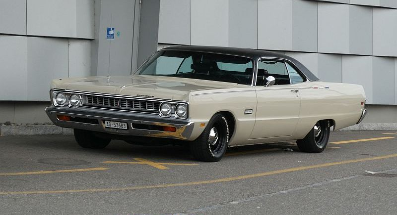 Plymouth Sport Fury 1969