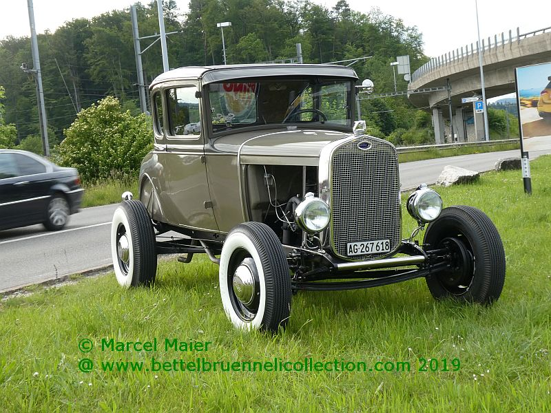 Ford Model-A Coupé Hotrod