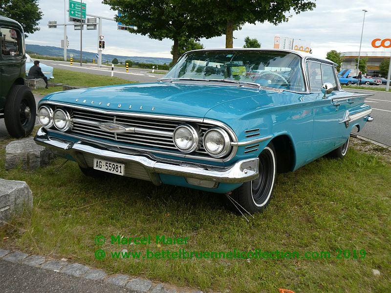 Chevrolet Impala Sedan 1960