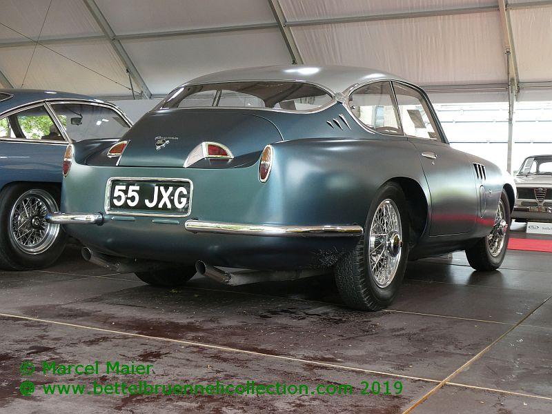 Pegaso Z-102 Berlinetta Serie 2 1955, by Touring