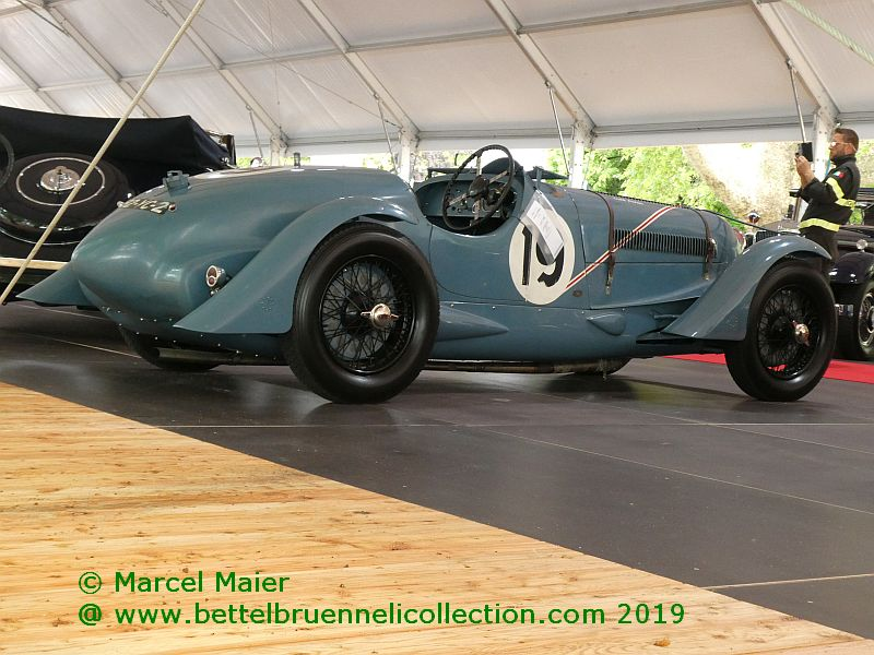 Delahaye 135 S Competition Court 1936