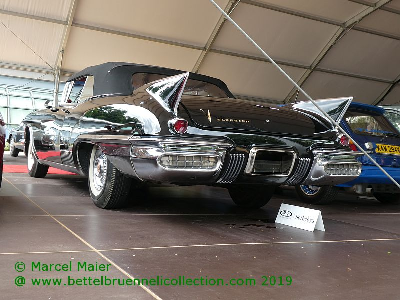 Cadillac Eldorado Biarritz Convertible 1958