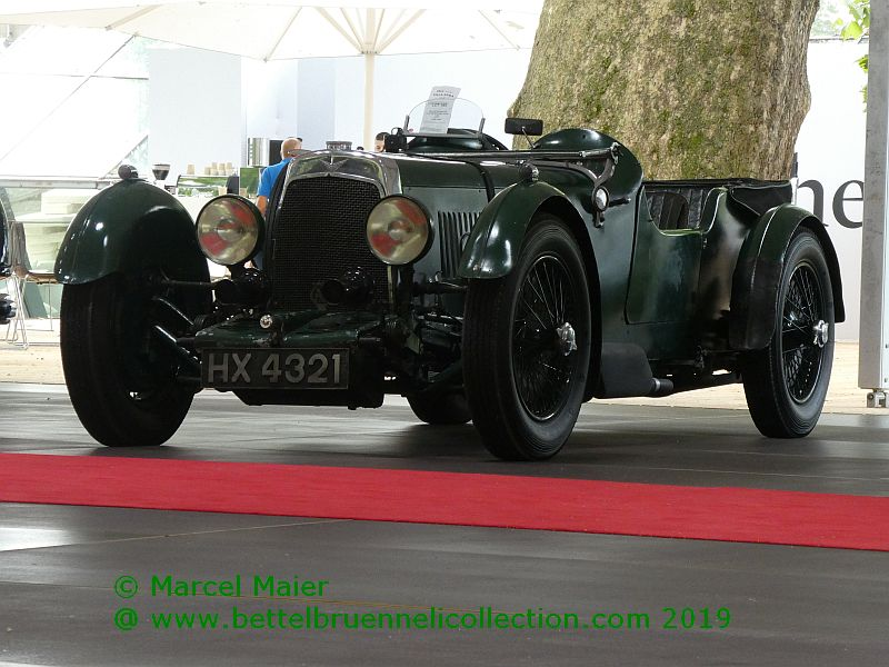 Aston Martin 1.5-Litre International LM5 1931