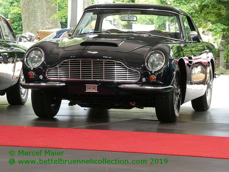 Aston Martin Volante SWB 1965