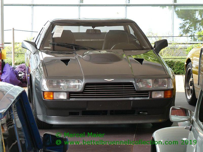 Aston Martin V8 Vantage 1987, by Zagato