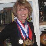 Literary Awards Bette Lee Crosby