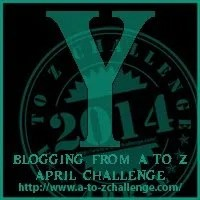 Y is for YouTube Blogging A to Z Challenge