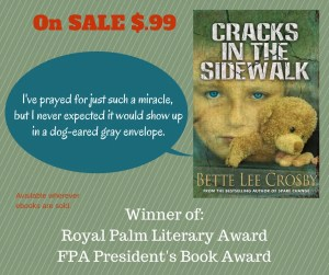 Cracks in the Sidewalk On SALE $.99 1