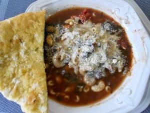 crock pot minestrone