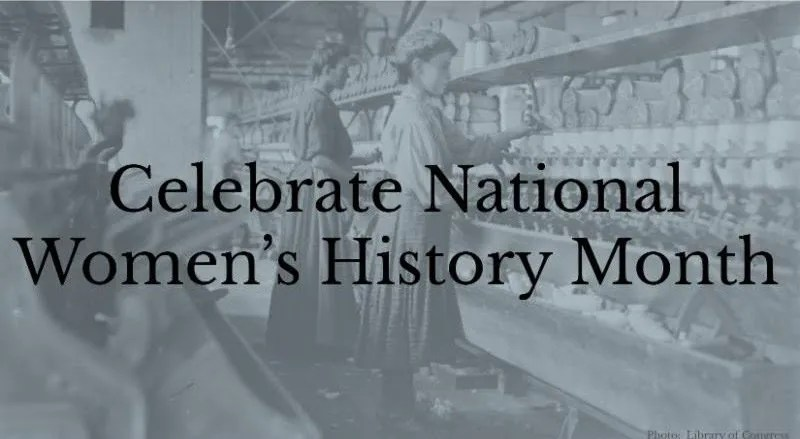 celebrate-national-womens-history-month